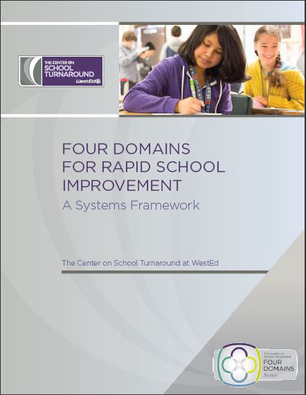Four Domains for Rapic School Improvement