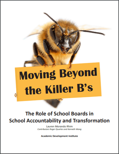 Moving Beyond the Killer B's