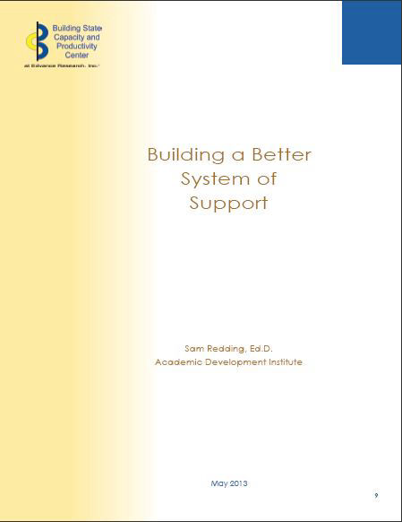 Building a Better System of Support