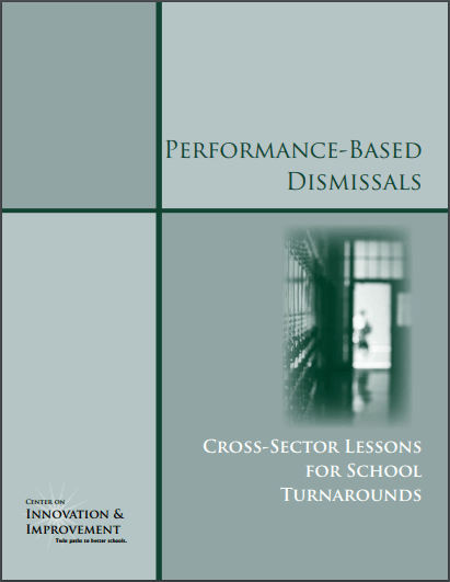 Performance-Based Dismissals