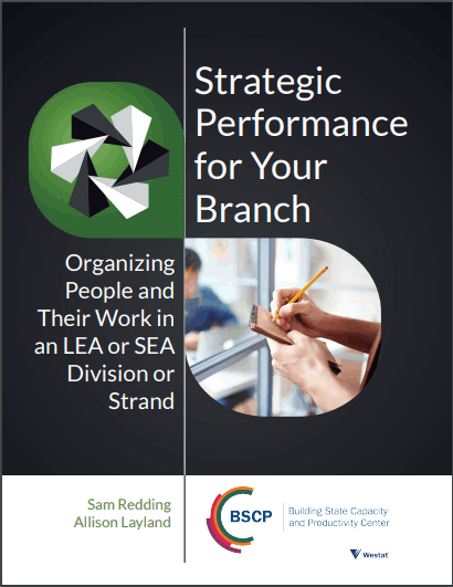 Strategic Performance for Your Branch