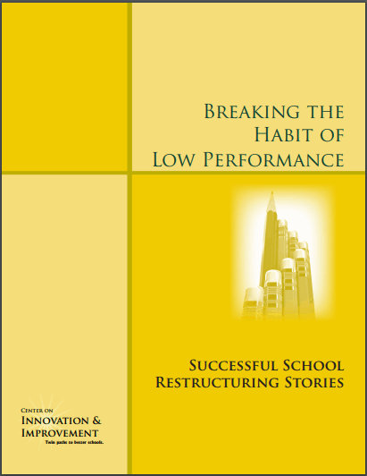 Breaking the Habit of Low Performance