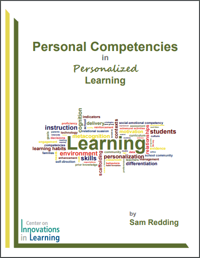 Personal Competencies in Personalized Learning