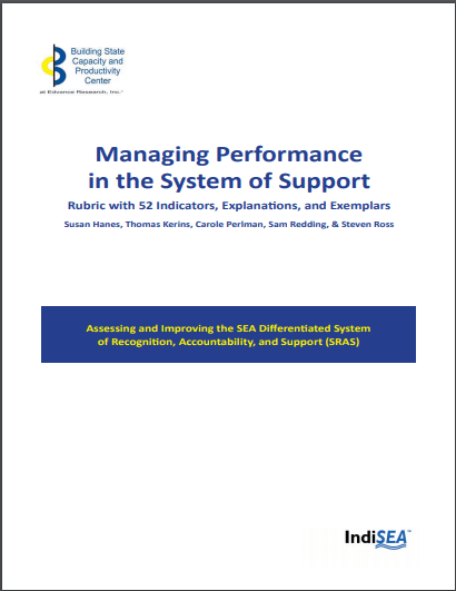 Managing Performance in the System of Support