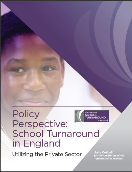 Policy Perspective: School Turnaround in England
