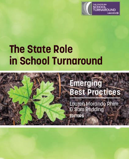 The State Role in School Turnaround
