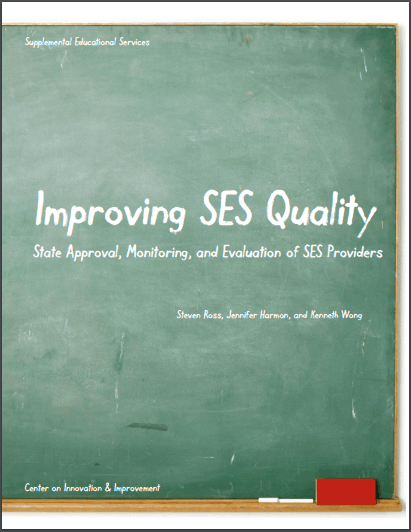 Improving SES Quality
