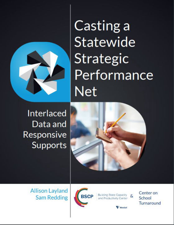 Casting a Statewide Strategic Performance Net
