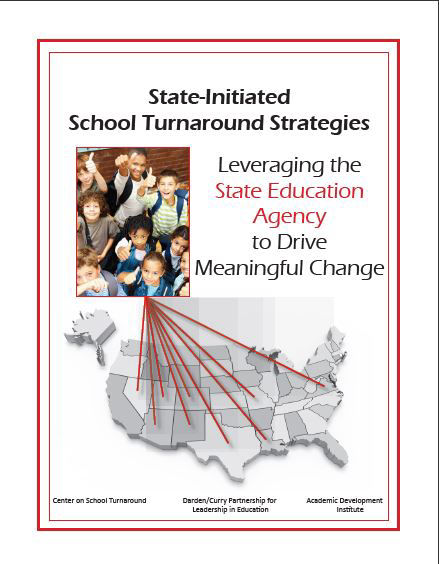 State-Initiated School Turnaround Strategies