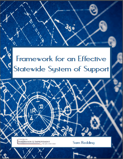 Framework for an Effective Statewide System of Support